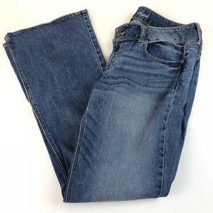 American Eagle Womens Jeans Size 12 Regular Medium